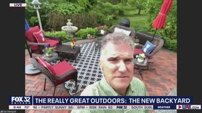 The great outdoors: Creating a summer oasis in your backyard