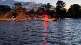 Woman rescued from Fox River near McHenry County dam