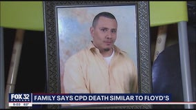 Family says loved one's death involving Chicago police similar to George Floyd's