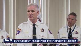 Republican challenger to Durbin applauds Supreme Court's DACA ruling