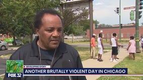 Andrew Holmes after violent Chicago weekend: Protest Black-on-Black crime