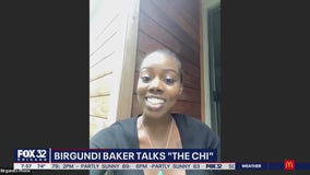 Birgundi Baker talks 'The Chi' with Jake Hamilton