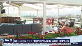 The Kennedy Rooftop opens in Wicker Park
