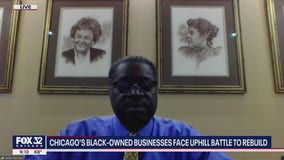 Chicago's black-owned businesses face uphill battle to rebuild