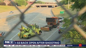 Southbound I-55 reopens after shots fired near Chinatown