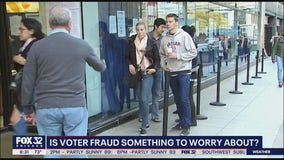 Analyzing the threat of voter fraud in the 2020 election