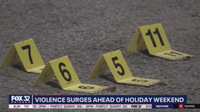18 dead, 47 wounded in Chicago weekend shootings