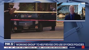 'Working group' to help review and revise CPD's use of force policies