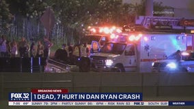Drivers charged with DUI after man fatally struck on Dan Ryan