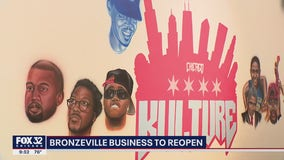 Bronzeville business hit hard by looters reopening this weekend