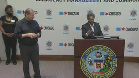 Mayor Lightfoot says Chicago's reopening to go on despite unrest