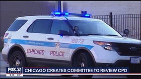 Chicago panel to review police department's policy on use of force