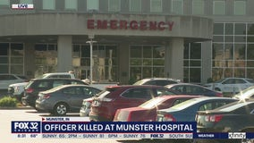 2 dead in shooting at Munster hospital