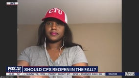 CTU reacts to possibility of students returning to Chicago schools this fall