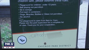 Racist graffiti at Chicago park targets Mayor Lightfoot