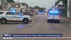 Girl, 3, shot in the chest on Chicago's South Side