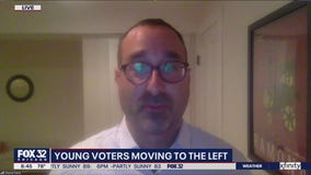 Young voters leaning left as 2020 election approaches
