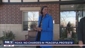 Foxx confirms FOX 32 report that charges will be dropped against hundreds of protesters
