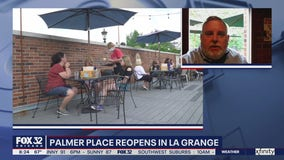 Lovin' Local: Palmer Place adjusts to life during reopening in La Grange
