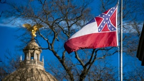 Pressure grows in Mississippi to remove Confederate symbol from state flag