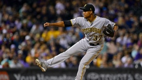 Pittsburgh Pirates reliever Edgar Santana suspended for 80 games for using Boldenone