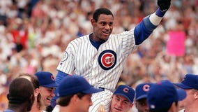Sammy Sosa at peace with not making Hall of Fame even after 1998 home-run chase