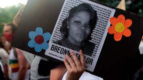 Man murdered at protest over police killing of Breonna Taylor