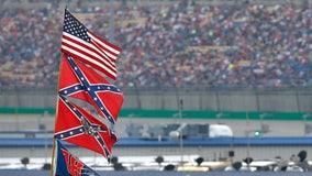 NASCAR bans display of Confederate flag at races and tracks