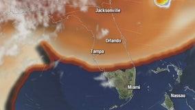 'Godzilla' Saharan dust cloud looms over Florida
