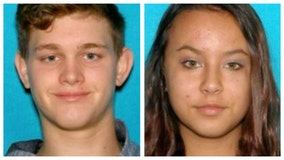 Missing Indiana girl, 16, believed to be with 21-year-old man, has been located