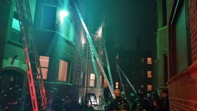 7 displaced in Greater Grand Crossing 2-alarm fire