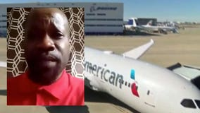 American Airlines passenger claims he was racially profiled at LAX