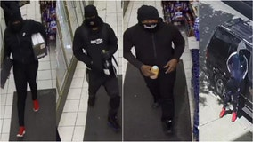 Suspects sought in Near West Side armed robbery