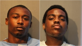 Pair charged after Chicago police officer dragged by stolen car in Englewood