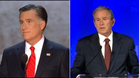 Bush, Romney not expected to support Trump, NYT reports