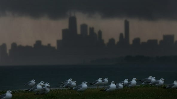 Chicago weather: Strong thunderstorms expected late Wednesday or early Thursday