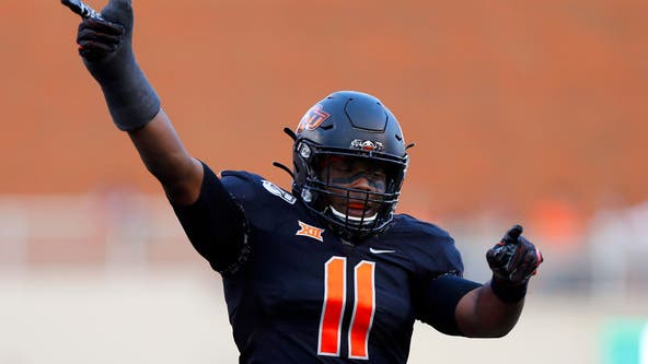 Oklahoma State linebacker tests positive for COVID-19 after attending George Floyd protest
