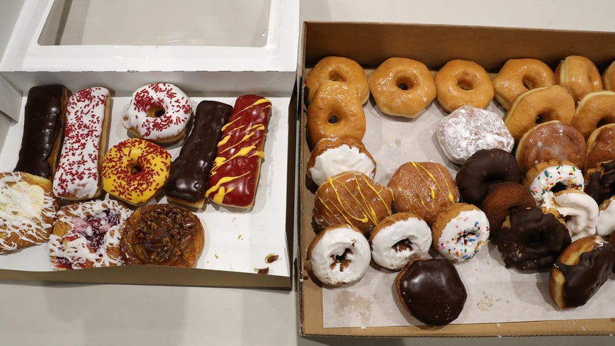 National Doughnut Day 2020: Where to get free doughnuts