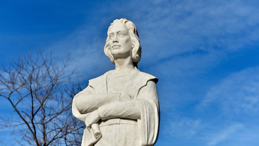 Italian American group wants Columbus statues gone forever
