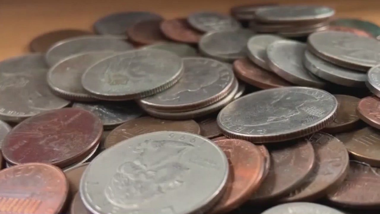 coin shortage in us