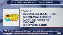 15th annual Chicago Ducky Derby goes virtual to support Special Olympics Illinois