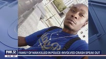 Family of Chicago man killed in police-involved crash speaks out: 'I feel so empty'