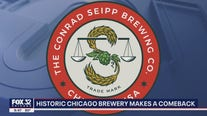 Historic Chicago brewing company returns after nearly 100 years