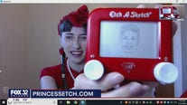 Etch A Sketch turns 60 in style