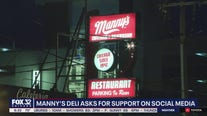 Chicago staple Manny's Deli pleads for support during pandemic