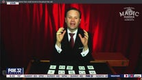 Dennis Watkins takes show online with 'The Magic Parlour at Home'
