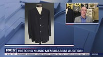 Historic music memorabilia auction boasts ultra-rare artifacts