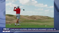 Chicago-area golfers tee off against COVID-19