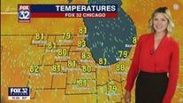 Afternoon forecast for Chicagoland on July 14th