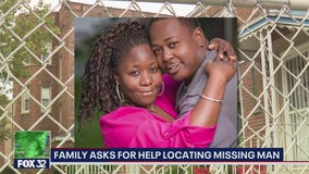 Chicago family asking for help in finding missing father last seen leaving party